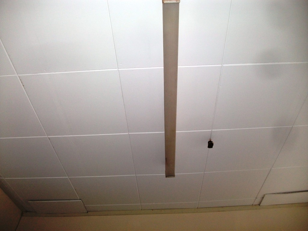 Asbestos Insulating Board Ceiling Tiles