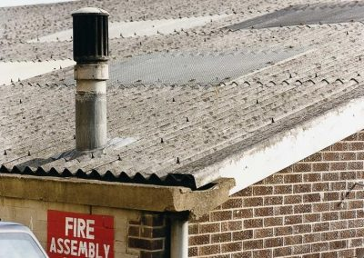 Asbestos Cement Roof Sheets and Flue
