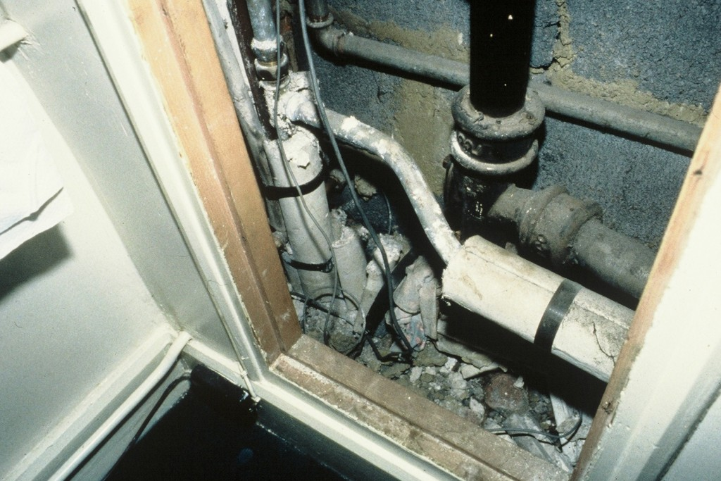 Pipe Lagging made from Asbestos