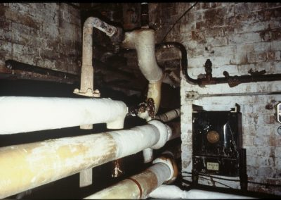 Asbestos Pipe Lagging