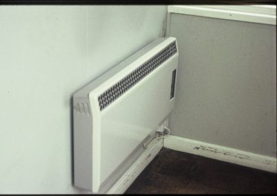 Radiator Containing Asbestos